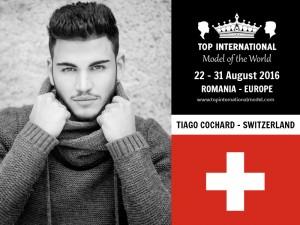 Mr. Switzerland Top International Model