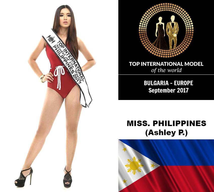 2017 Contestants | Top International Model of The World